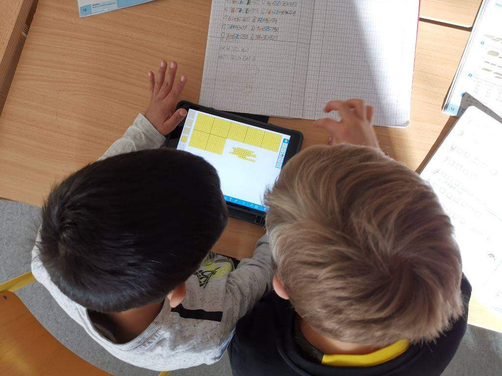 Digitales Lernen – Es beginnt